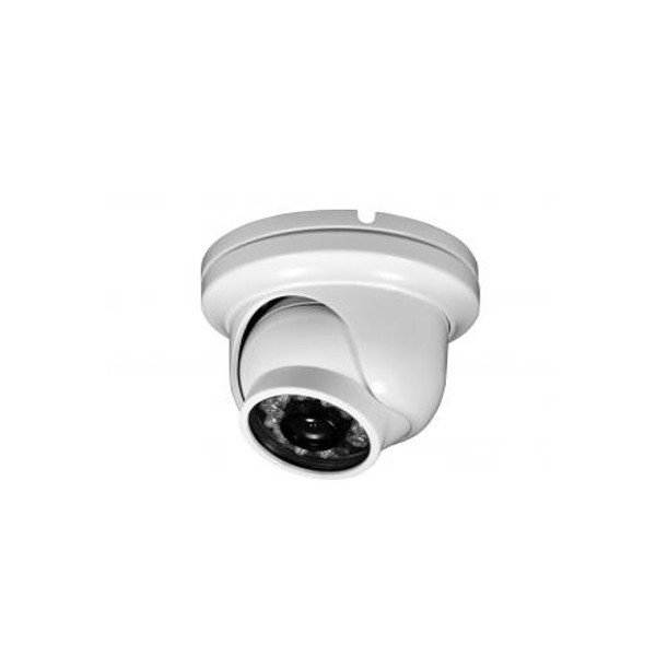 Color CCD Vandalproof IR Dome Security CCTV Camera_1_nadnet