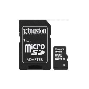 Kingston Digital 64 GB microSD Class 10 UHS-1 Memory-2-nadnet