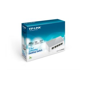 TP-LINK 5-PORT 10-100MBPS UTP SWITCH-HUB-1-nadnet
